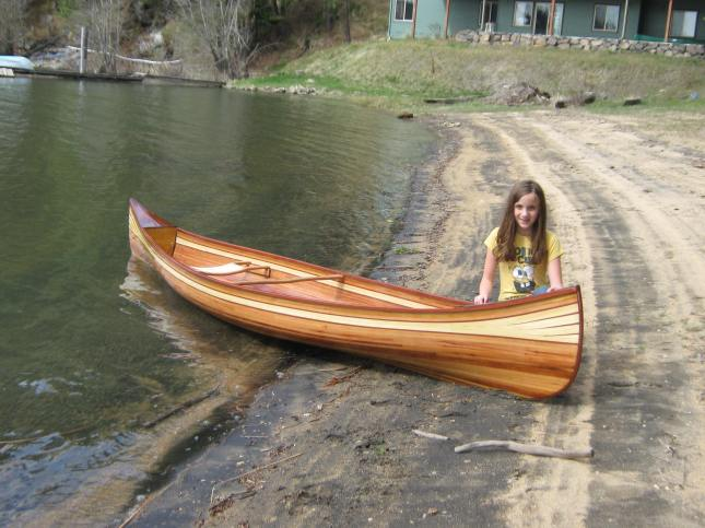 diy wood kayak