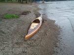 cedar strip kayak and canoe
