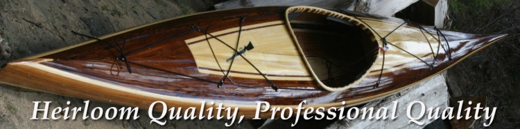 wood kayak for sale, wood canoe for sale