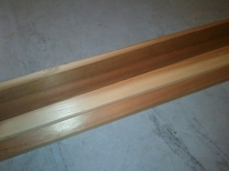cedar strip kayak and canoe wood and lumber
