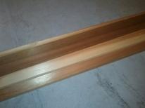 cedar strip kayak and canoe wood and lumber