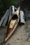 Heirloom Kayak & Canoe, American made wood strip boats