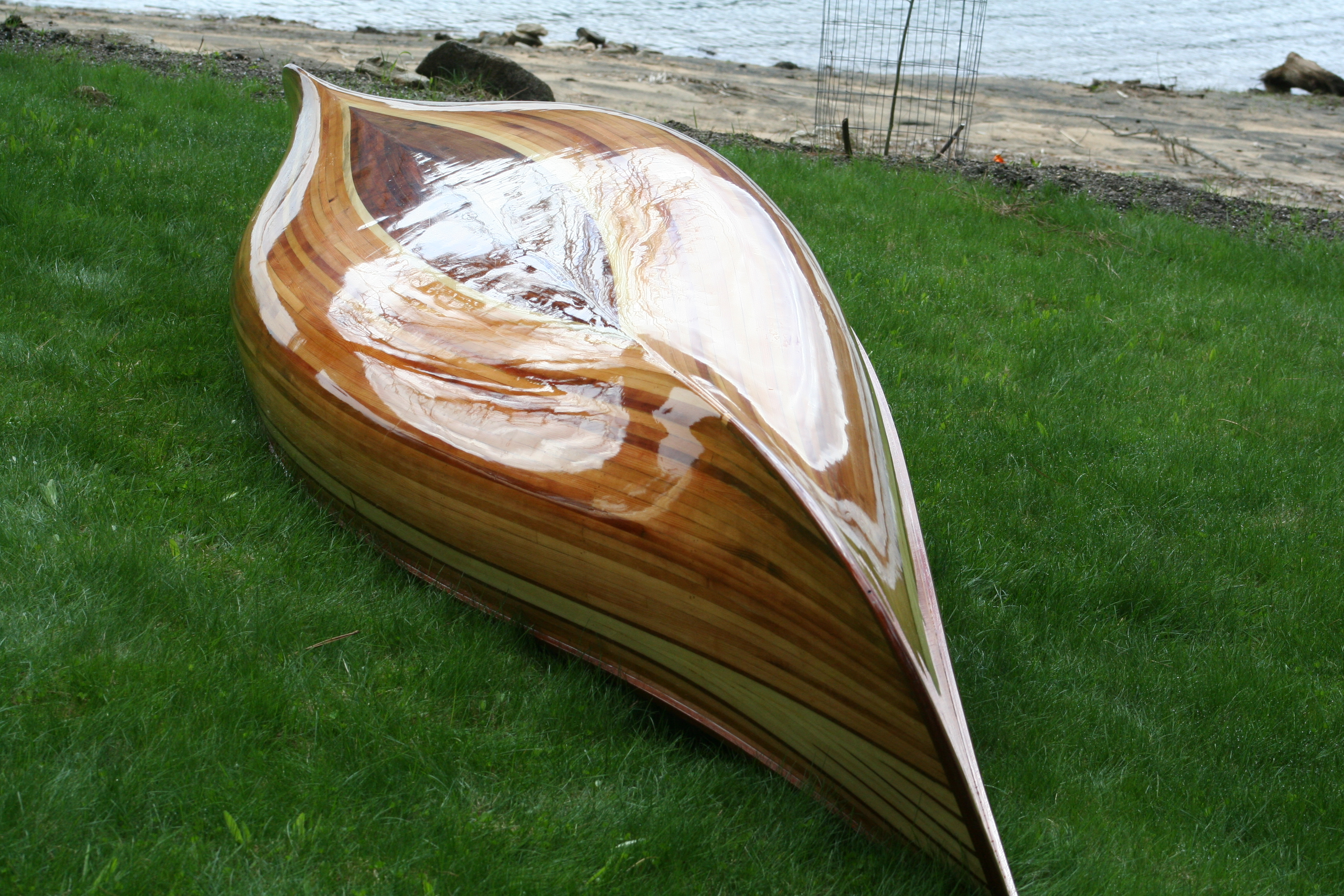 cedar strip conoe