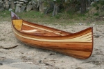 Heirloom Kayak & Canoe wood strip boat Idaho, USA