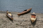 Heirloom Kayak & Canoe wood strip boats
