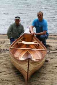 strip built kayak canoe wood boat, cedar strip kayaks for sale, boat overlays, strip kayaks sale, cedar strip sup