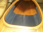 cedar strip kayak for sale, wood strip kayak for sale