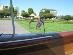 cedar strip kayak, art work