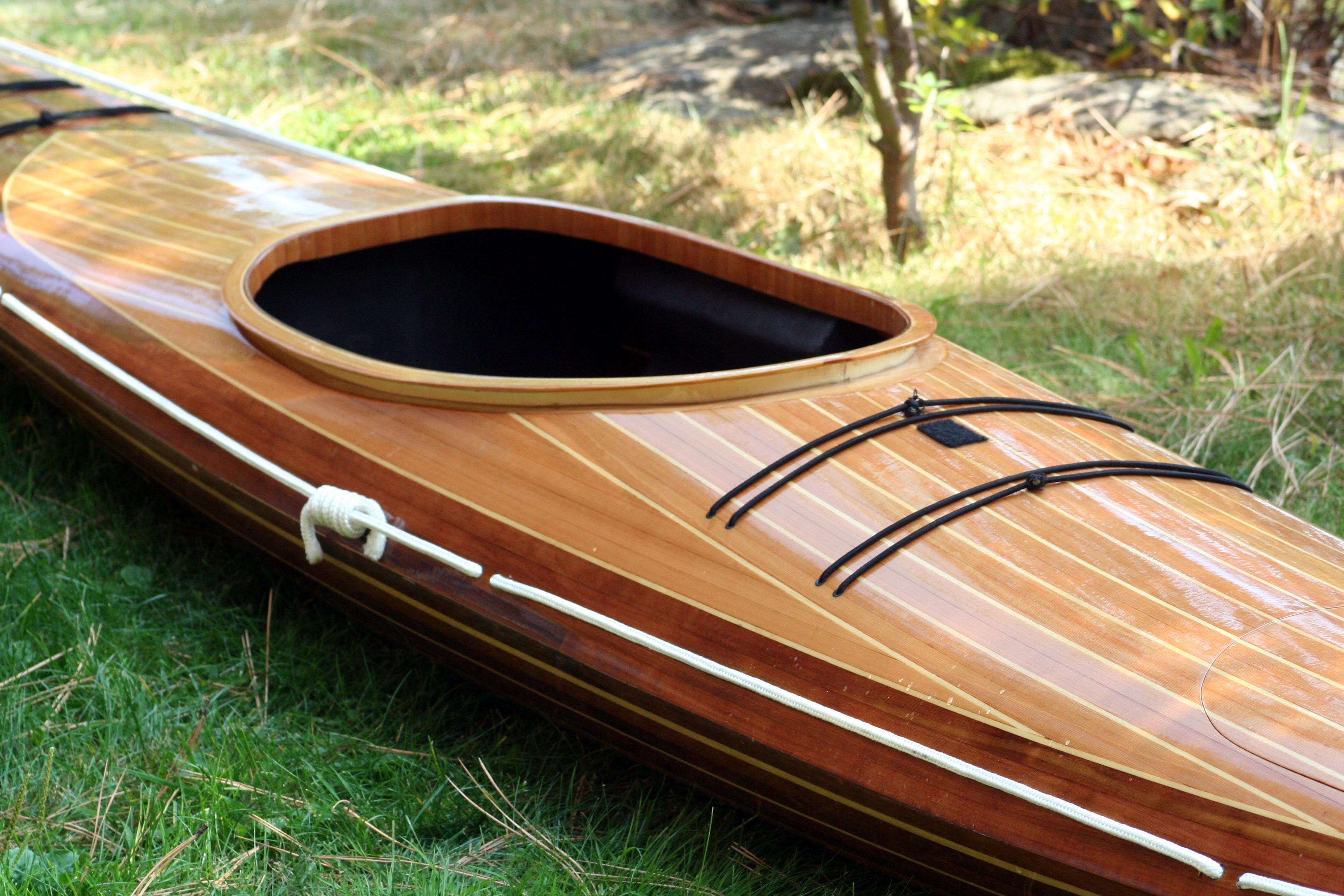 Tuxedo Sea Kayak | Heirloom Paddle Sports