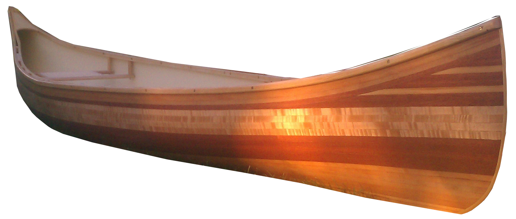 Cedar Strip Canoe Plans