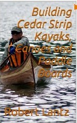cedar canoe, wood canoe, cedar kayak, wood kayak, wood canoe for sale