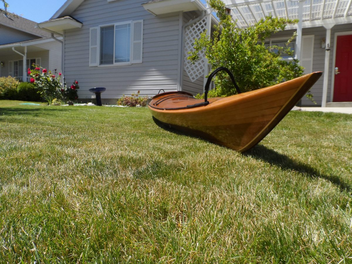 Wood strip kayak, wood strip canoe, cedar strip kayak, cedar strip canoe, cedar strip kayak for sale, cedar strip canoe for sale