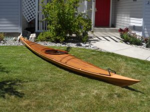 pic, picuture, Wood strip kayak, wood strip canoe, cedar strip kayak, cedar strip canoe, cedar strip kayak for sale, cedar strip canoe for sale